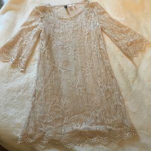 NEW Lace Tunic/Dress